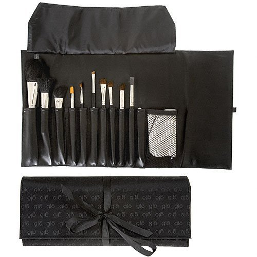 [glominerals gloBrush Roll - Full 13 piece] (Glominerals Tools)