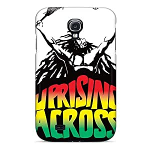 Durable Hard Cell-phone Cases For Samsung Galaxy S4 (BQW10863YRqt) Customized High-definition Muse Series