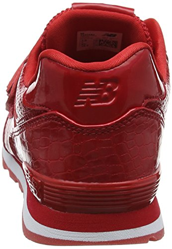 Mixte New Balance Red Yv574v1 Dark Enfant Baskets Rouge FwB1Ctxqw