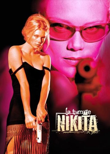La Femme Nikita 11 x 17 TV Poster - Style D