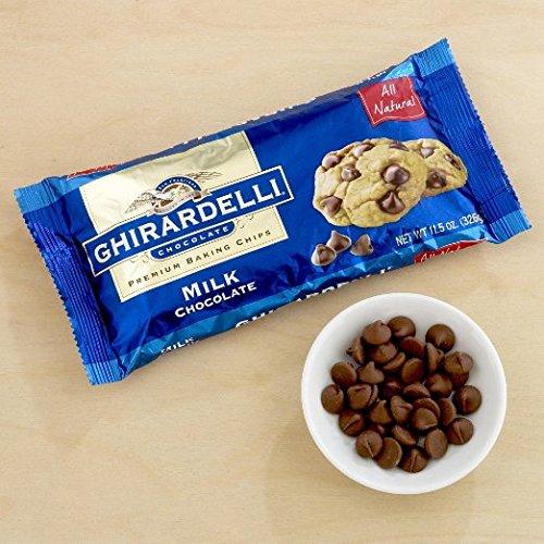 Ghirardelli Milk Chocolate Baking Chips 11.5 oz.