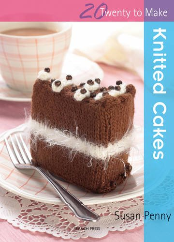 Knitted Cakes - 1