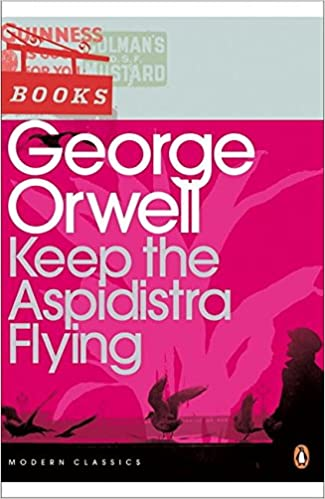 Image result for keep the aspidistra flying