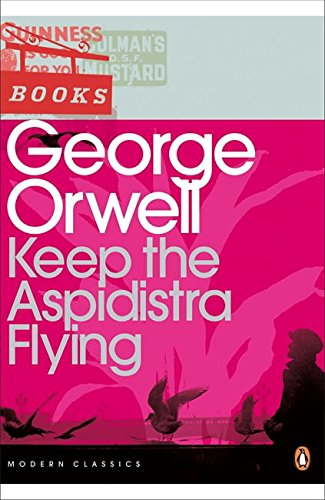 Image result for keep the aspidistra flying george orwell