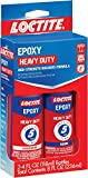 Loctite 1365736-6 Heavy Duty Epoxy Quick Set, 8 fl. oz. per Pack (Case of 6)