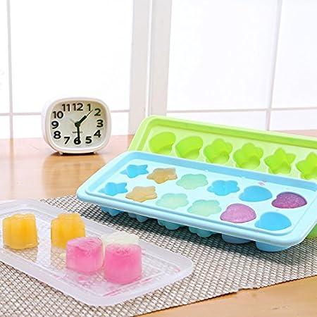 Compra pedgeo (TM) hielo Lolly para helados Forma DIY molde de Cop ...