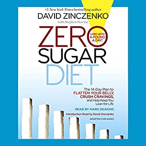 Zero Sugar Diet Audiobook