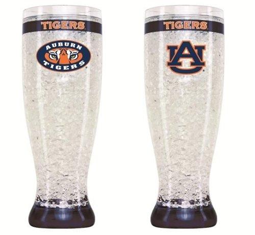 (Auburn Tigers Crystal Pilsner Glass)