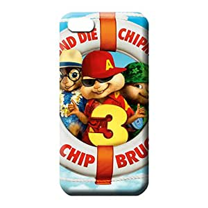 iphone 6 normal Classic shell Anti-scratch phone Hard Cases With Fashion Design mobile phone carrying covers alvin and the chipmunks