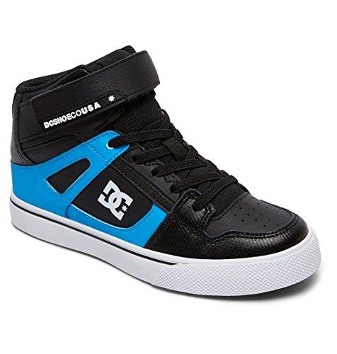 DC Kids Pure High-top Se Ev Skate Shoe