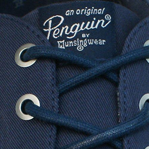 Original Penguin Yale Canvas Pump in Navy Blau