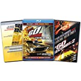 Gone in 60 Seconds - (2012) ALL 4 DVD MOVIES BUNDLE - The Junkman - Deadline Auto Theft - Gone in 60 seconds 2 - DVD - blue ray - fast and furious - thief
