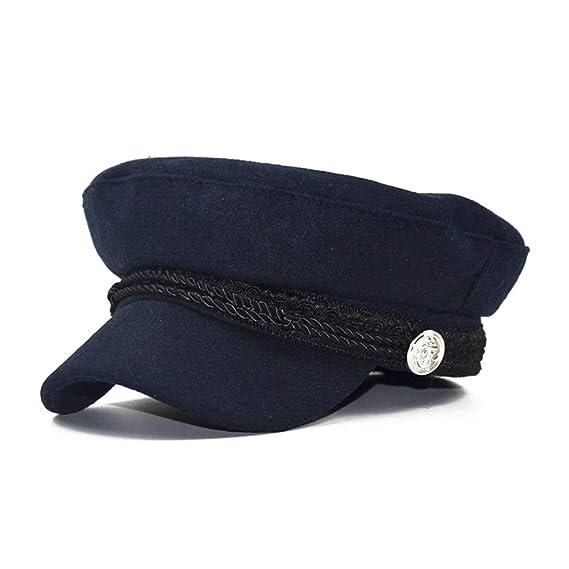 Señoras Blend Baker Boy Newsboy Cabbie Cap Visor Beret Peaked ...
