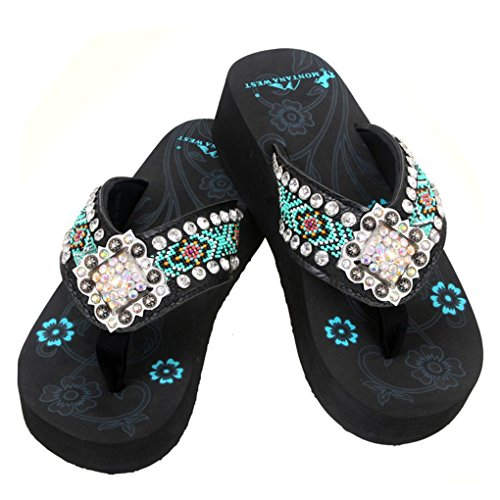 Buy bling flip flops for women
