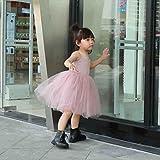 XUNYU Baby Girls Tutu Dress Sleeveless Infant
