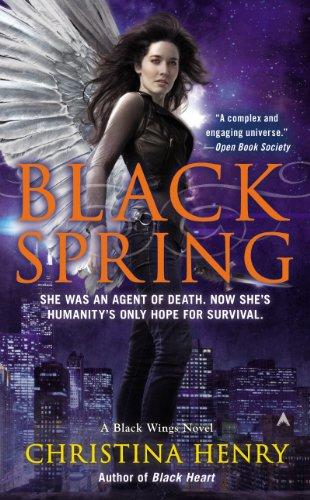 Dragon Black Spring - 2