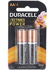 Duracell AA Alkaline Battery Set - 2 Pieces