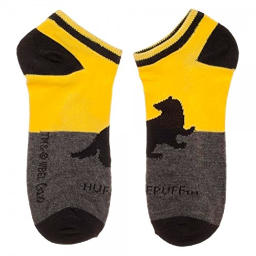 [Harry Potter School House Mascot Hufflepuff Ankle Socks] (Ravenclaw Mascot)
