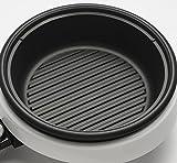 Aroma Housewares  ASP-137 3-Quart/10-inch 3-in-1