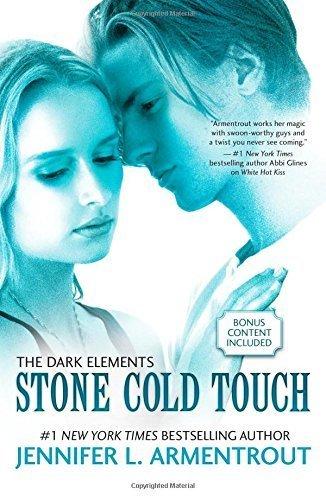 [ Stone Cold Touch (Dark Elements Trilogy #02) By Armentrout, Jennifer L ( Author ) Paperback 2014 ]