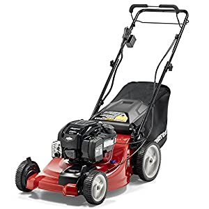 Jonsered 21 in. 163cc Briggs & Stratton Gas Walk Behind Lawnmower, L2621