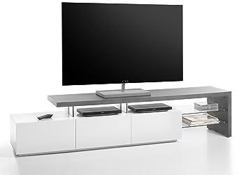 Lifestyle4living Tv Lowboard Lowboard Tv Board Fernsehtisch Tv