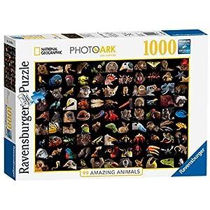 Ravensburger 99 Splendidi Animali Puzzle Foto E Paesaggi 1000 Pezzi 15983