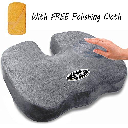 Amazon Memory Foam Car Seat Cushion