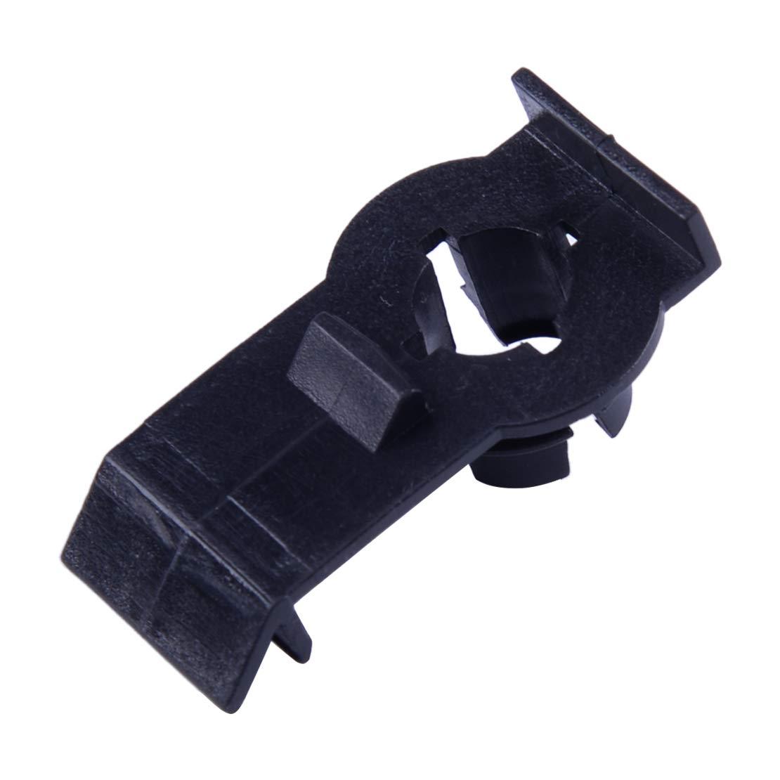 beler 4pcs clips de guide de fixation de r/égulateur de fen/être avant gauche et droite