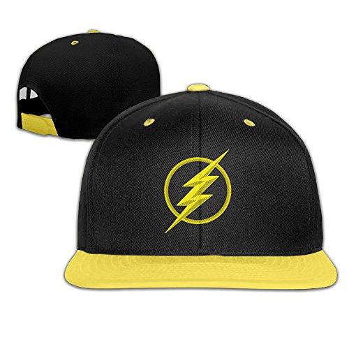 Kids Unisex Comic The Flash Season 2 Logo Hero Hip Hop Hat (The Flash Season 1 Episode 1 compare prices)