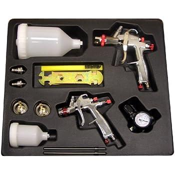 SPRAYIT SP-33500K LVLP Gravity Feed Spray Gun Kit