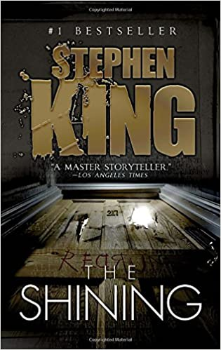 Stephen King Books List : The Shining (1977)