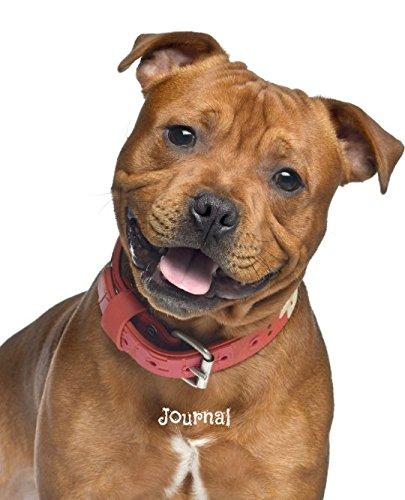 Journal: Staffordshire Bull Terrier PDF Text fb2 ebook
