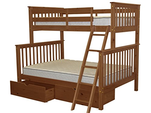 expresso bedroom set - 9
