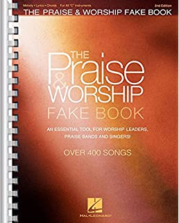 the praise worship fake book for c instruments