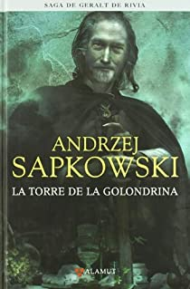 La torre de la golondrina par Sapkowski