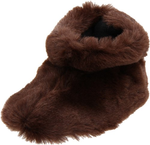 ACORN Easy Bootie (Toddler), Brown Bear, TXXL [8-9 (shoe size)]