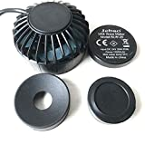 Jebao SLW-20 Compact Wavemaker w/Controller, Black
