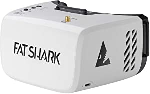 Fat Shark Recon V3 FPV Goggles with onboard DVR
