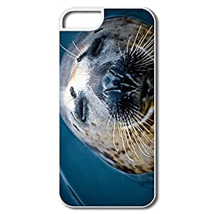 Custom Your Own Cool Perfect-Fit Seals Scenery IPhone 5/5s Case For Her