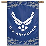WinCraft United States Military Air Force Vertical Flag, Multicolor, One Size