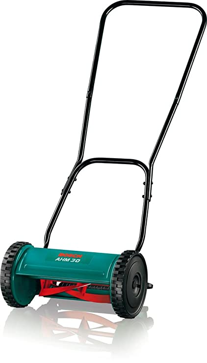 Bosch ahm38g manual lawn mower.