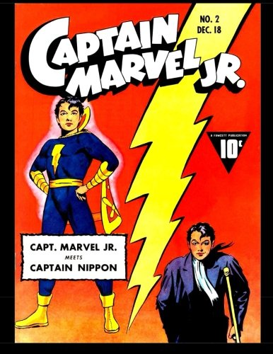 Download Captain Marvel Jr. #2: Classic Comics from the Golden Age ebook