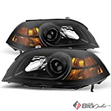 2005 acura mdx headlight assembly - For 2004-2006 MDX Black Housing Projector Headlights Assembly Replacement LH+RH Set Pair Left+Right/2005