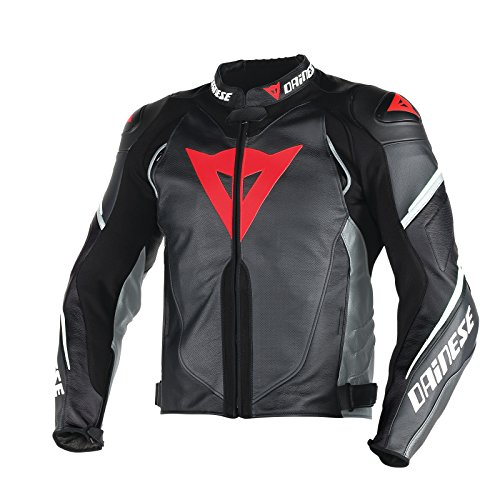 Dainese Super Speed D1 Perforated Mens Leather Jacket for sale  Delivered anywhere in USA