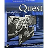 Quest Intro Level Reading and Writing Teacher's Edition