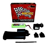 electric rc parts - Redcat Racing Electric Starter Kit - Complete with Starter Gun, 2 Back Plates, Battery, Charger and Wand
