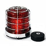 Fan Fever 99378 NHL Generic The Goal Light XR Extended Range, One Size, Red