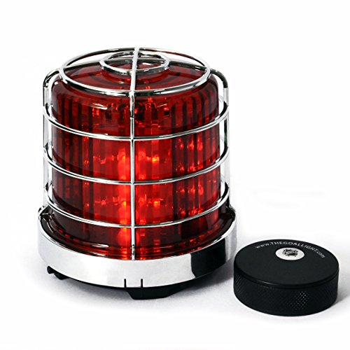 - NHL Generic The Goal Light XR Extended Range, One Size, Red