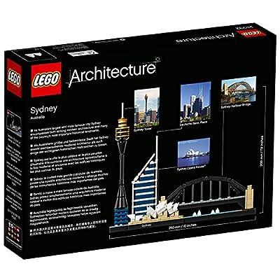 LEGO Architecture - Sydney Australia - 21032: Toys & Games